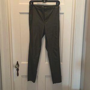 Vegan leather Zara pants